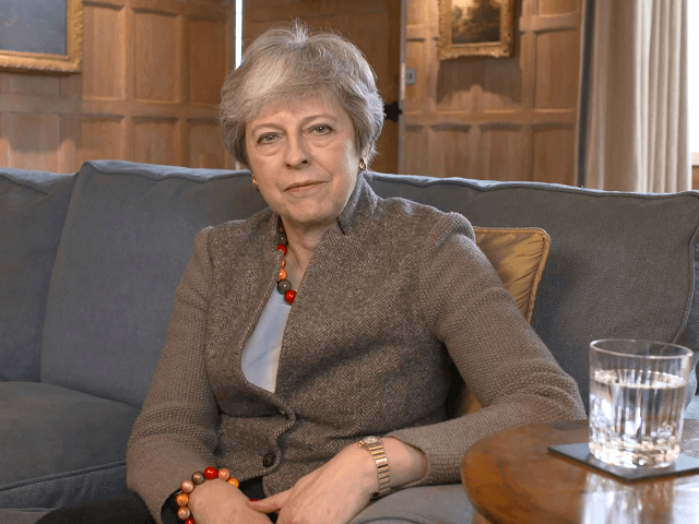 Theresa May Home Video