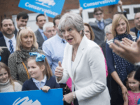 Theresa May Local Elections