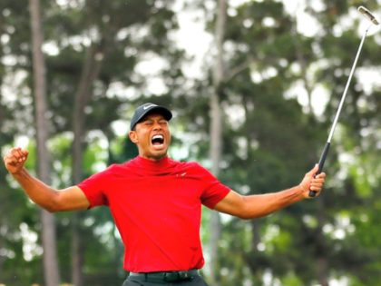 Kirk: Tiger Woods Defines American Exceptionalism