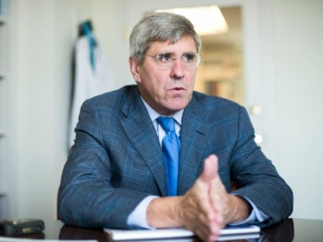 Stephen Moore Withdraws From Consideration for Fed Position