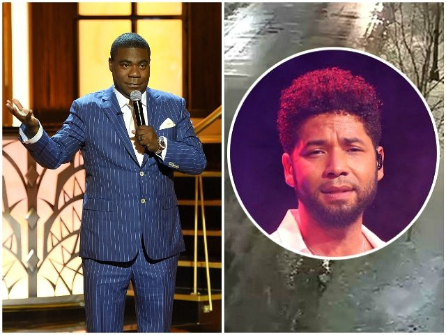 Tracy Morgan Slams Jussie Smollett Over Alleged Hate Crime Hoax