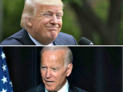 Trump Mocks Biden