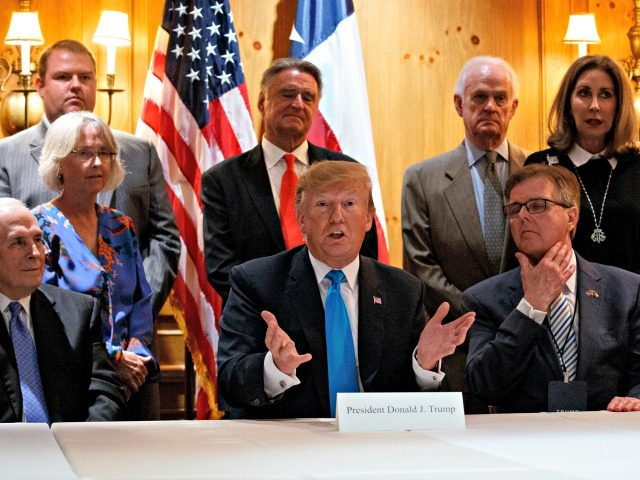 Image result for trump texas roundtable