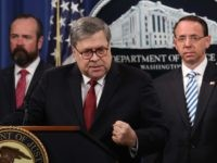 Attorney General Barr: No Obstruction; Trump Had 'Non-corrupt Motives'
