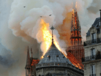 Swedish Journo Caught Celebrating Notre Dame Fire