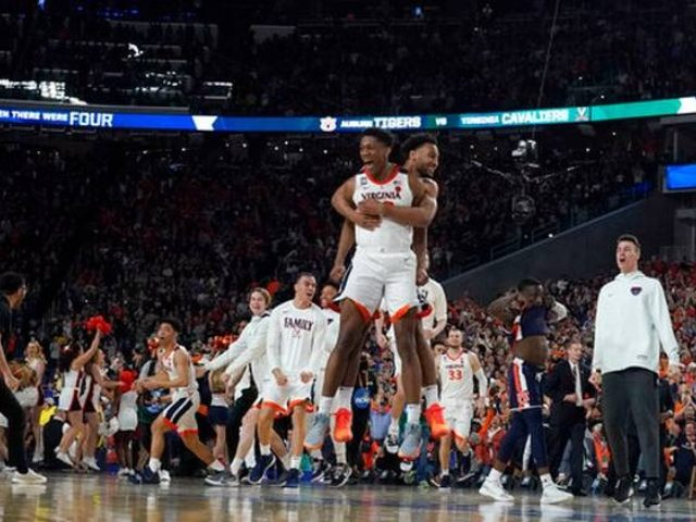 National Champions: Virginia beats Texas Tech in overtime 85-77