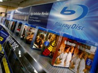 SAN FRANCISCO - FEBRUARY 19: Blu-ray discs are displayed at a Best Buy store February 19, 2008 in San Francisco, California. Toshiba Corp. announced today that it is discontinuing production of its HD DVD players and recorders effective immediately after longtime partner Time Warner Inc.'s Warner Bros. decided to move …