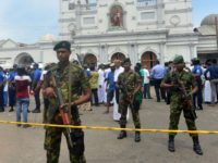 Explosions Rock Sri Lanka Churches: At Least 138 Killed in Easter Sunday Attacks