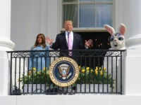 Photos: President Tells Easter Egg Roll Child That He Will Build the Wall