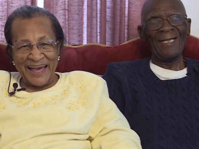 Decades of love: Charlotte couple celebrates 82 years of marriage. The two can laugh about anything, and they've been laughing together for decades. D.W. is 103 years old, his bride Willie is right behind him at 100.