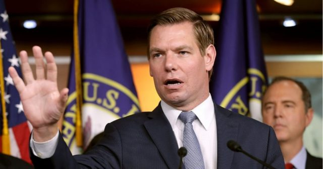 eric-swalwell- House Intelligence Committee member Rep. Eric Swalwell (Chip Somodevilla : Getty Images)