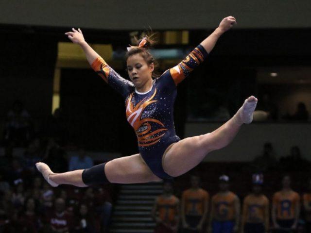 Auburn Gymnast
