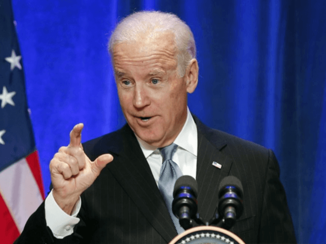 Vice President Joe Biden's swimming habits make female Secret Service agents uncomfortable, according to a new book. LINTAO ZHANG/AP