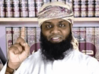Moulvi Zahran Hashim or Moulavi Zahran Hashim was a radical islamist Imam and preacher who was identified as the suicide bomber at the Shangri-La Hotel, Colombo during the 2019 Sri Lanka Easter Bombings.