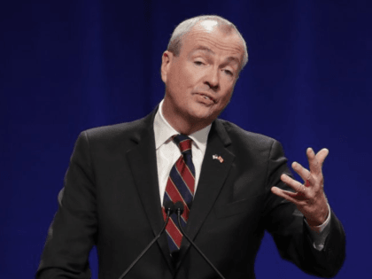 New Jersey's Democrat Gov. Pushing $550 Fee to Own and Carry a Gun