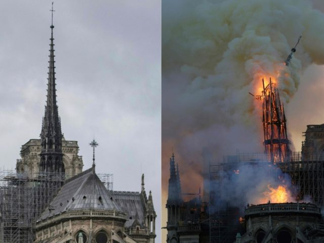 Notre Dame fire was likely accident, not arson