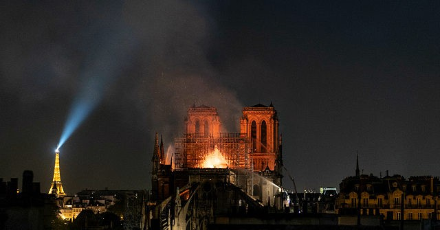 photo image Vatican Mourns Notre Dame Cathedral – a 'Symbol of Christianity'