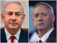 Netanyahu, Gantz Meeting Israeli President in Expected Bid for Unity Coalition