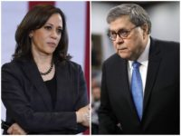 Kamala Harris Accuses AG Barr of Acting as President's Defense Lawyer