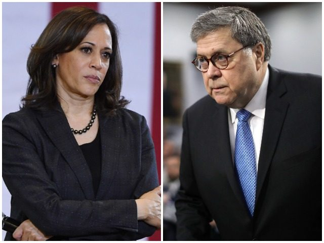 kamala harris william barr