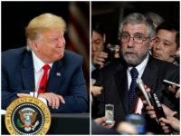 Paul Krugman Claims 'Democrats Never Said Trump Was Illegitimate'; Krugman Said So in 2017
