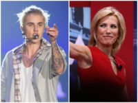 Justin Bieber Joins Blacklist Campaign Against Laura Ingraham