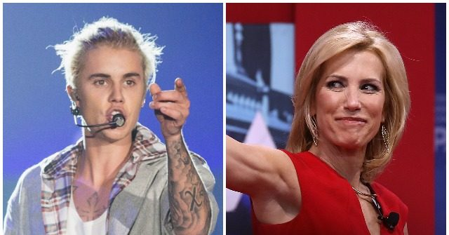 Justin Bieber Joins Blacklist Campaign Against Laura Ingraham: 'You Should Be Fired Period'
