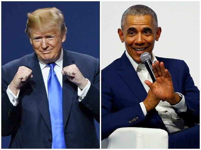 President Trump's job approval ratings currently sits at a robust 53 percent, a full seven points higher than Barack Obama at this same point his presidency.