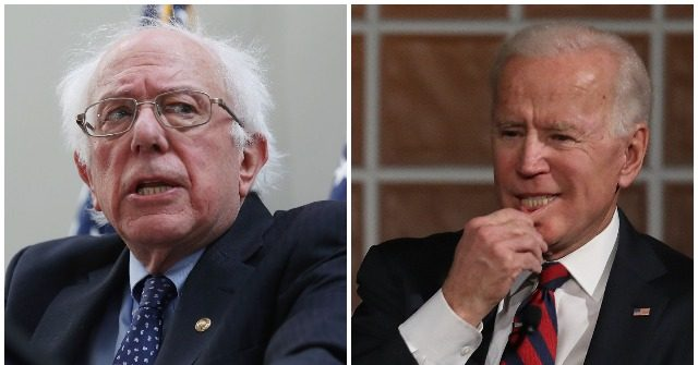 Donald Trump: Bernie Sanders Finished; China Wants 'Sleepy' Joe Biden for President