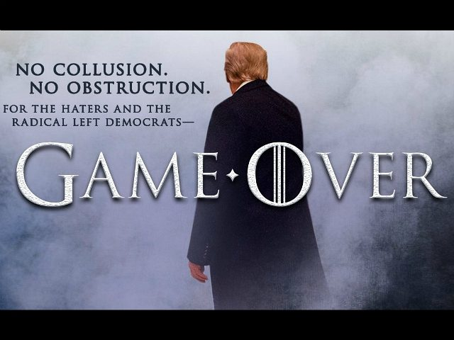 HBO jabs Trump for 'Game of Thrones' tweet on Mueller report