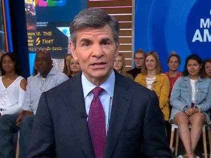 Stephanopoulos on ABC
