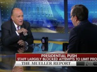 FNC's Wallace to Rudy Giuliani: 'Not True' Mueller Completely Exonerates Trump