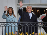 Donald Trump 'Never Been Happier' — Attends Church on Easter