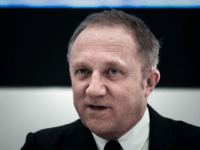 French billionaire Francois-Henri Pinault, chairman and CEO of the international …