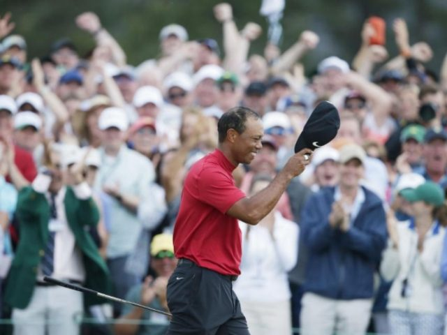 Tiger Woods Wins the Masters and a Presidential Medal of Freedom