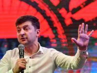 Clown or candidate? Ukraine presidential favourite keeps audience guessing