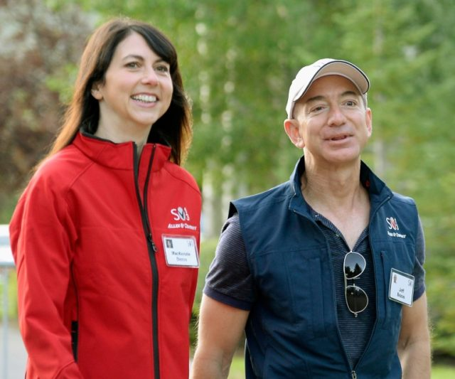 Bezos Divorce Finalized