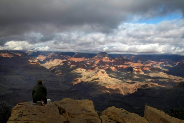 The Grand Canyon is one of the top tourist destinations in the United States