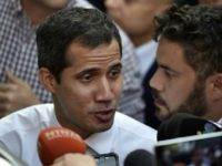 EU condemns stripping of immunity from Venezuela's Guaido