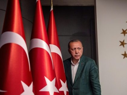 With Turkey's economy in recession and inflation in double digits, voters appeared to punish the party of President Tayyip Erdogan