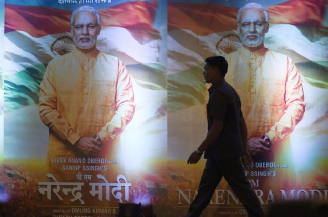 India bans Modi film until after mega-election