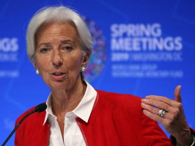 IMF awaits decision on Venezuela government recognition