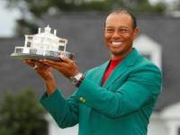 Tiger wins 15th major title with spectacular Masters victory