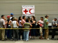 Venezuelans Accuse Socialist Regime of Selling Red Cross Humanitarian Aid