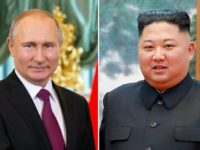 Eastern Russian port Vladivostok prepares to host Kim