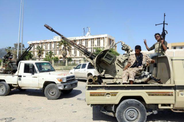 Trump speaks with Libya warlord Haftar: White House