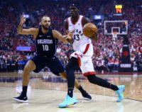 Siakam shines as Raptors take 2-1 series lead