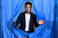 Ukraine comedian Zelensky becomes president-elect in landslide win