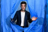 Last laugh: Ukraine comedian who became president