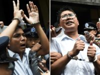 US renews call on Myanmar to free Reuters reporters